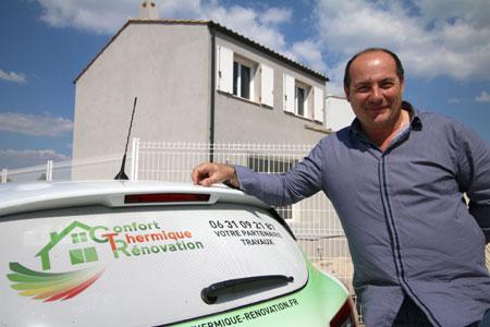 Bruno Rouquier courtier en travaux