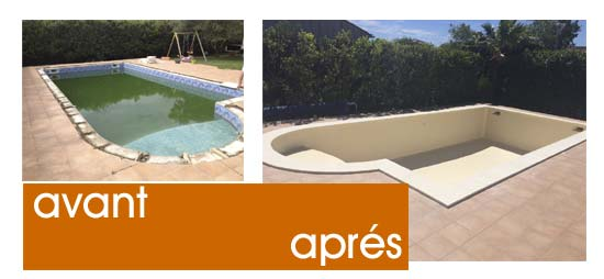 Pisciniste n mes entreprise r novation de piscine spa construction pisc - Changer margelle piscine ...